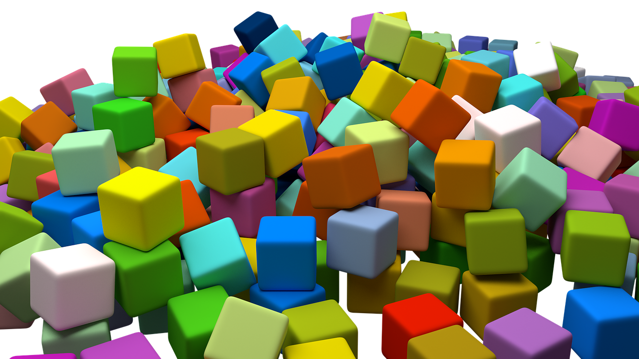 La lampe Tetris, indispensable